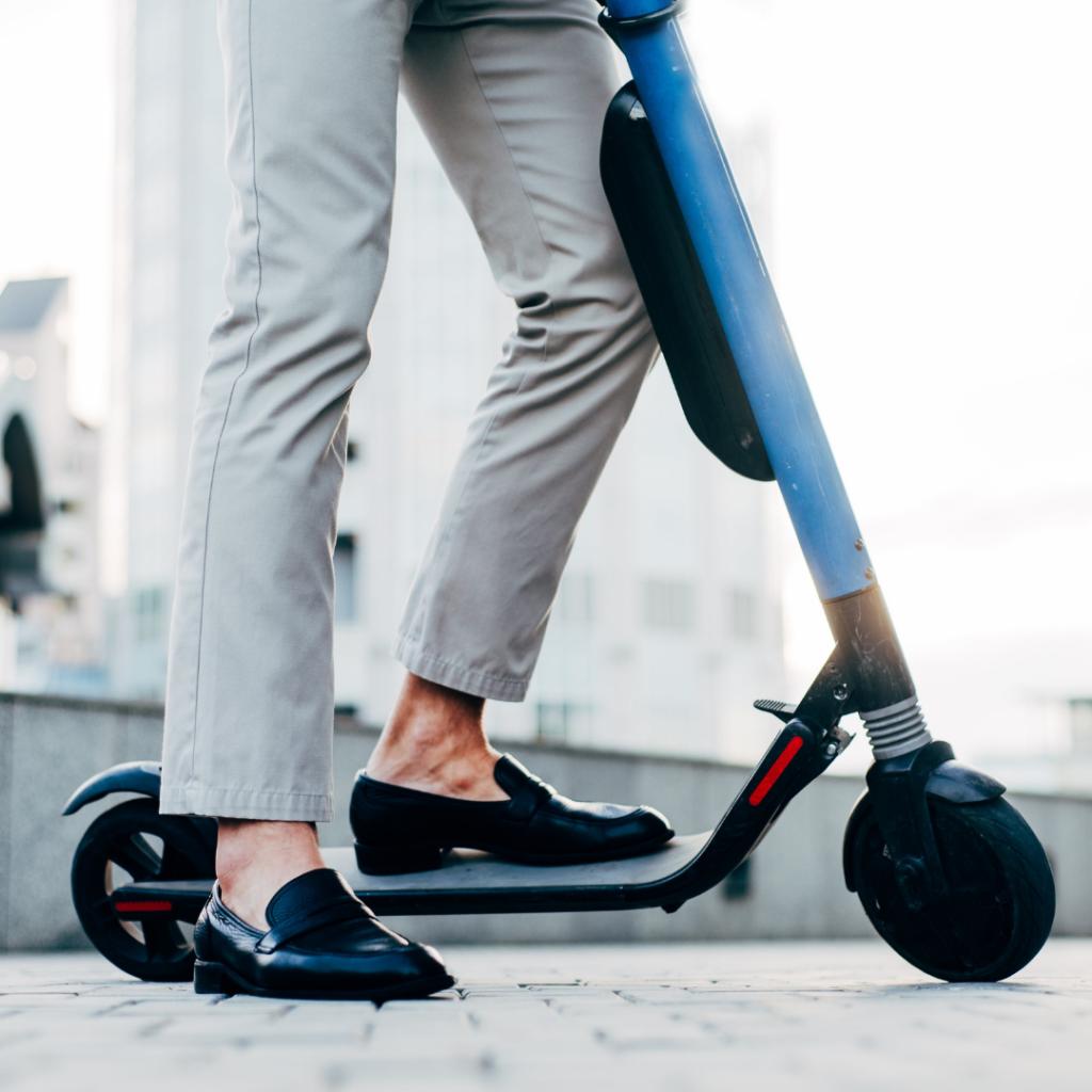 Seguro para patinetes eléctricos